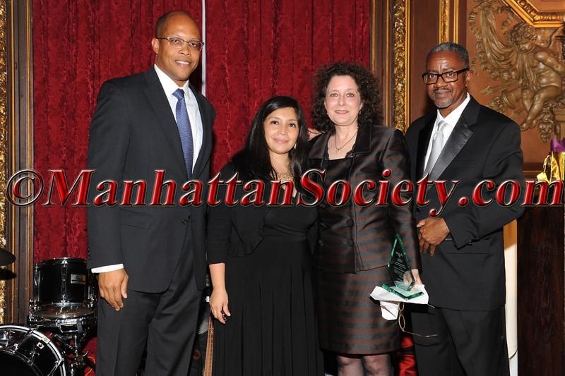 The Lloyd R  Sherman Special Recognition Award Maria Vezina EdD,  RN, NEA-BC
