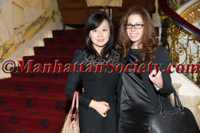 Jing Jiang,  Marissa Marino