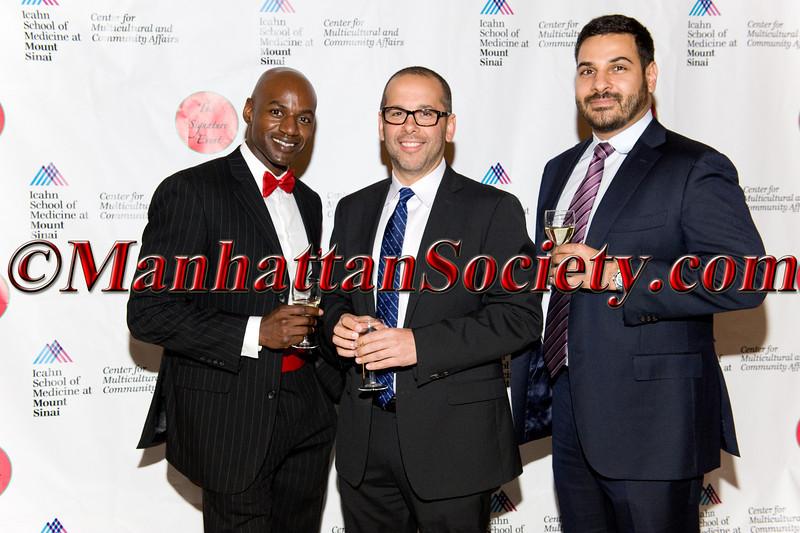 Neville Campbell, Daniel Labow, Sharif H  Ellozy