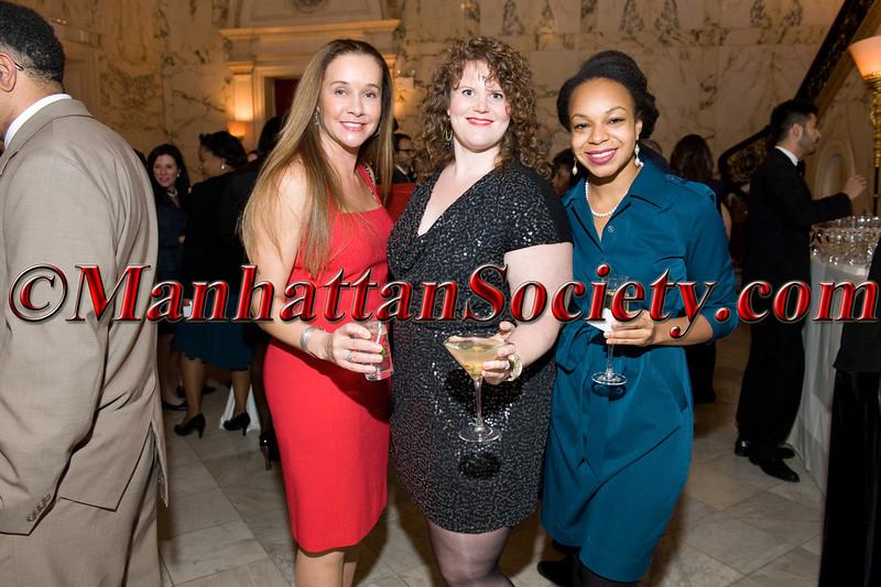 Norma Jackson, Carrie Hamby, Rene Ingram