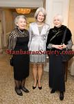 Sandra Rose, Norma Hurlburt, Elizabeth de Cuevas