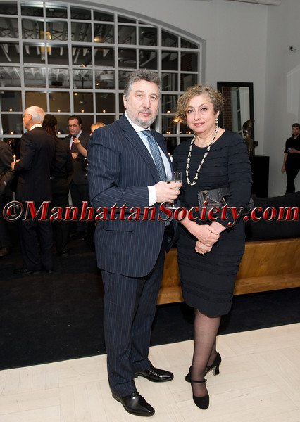 Anatol Beckerman,  Maya Beckerman