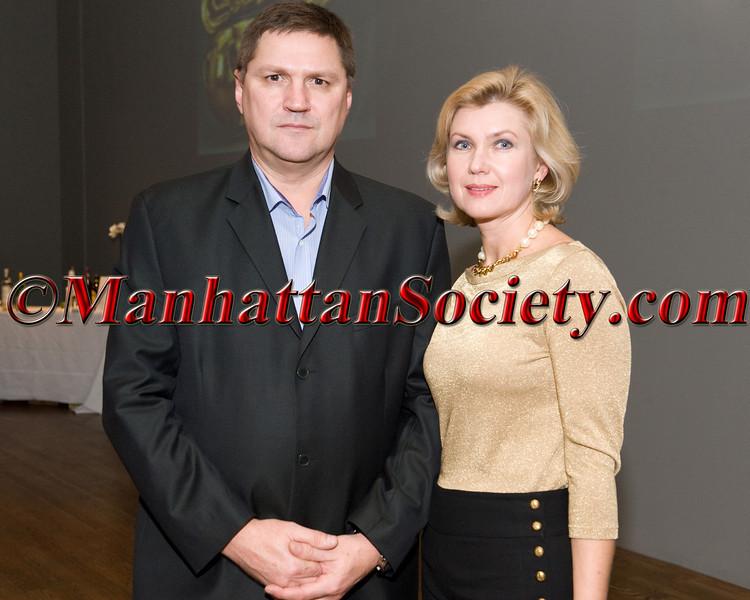 Vitali Mazyrko,  Elena Mazyrko