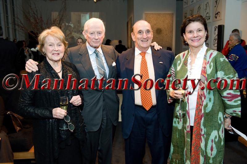Sylvia Symington, James W  Symington, Peter L  Schaffer, Chauncie Rodzianko