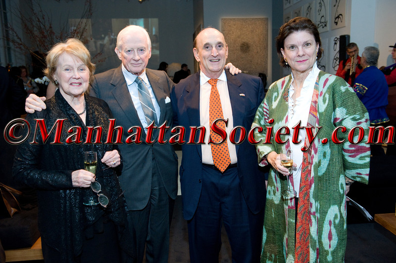 Sylvia Symington, James W  Symington, Peter L  Schaffer,  Chauncie Rodzianko