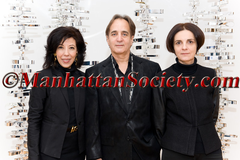 Margarite Almeida, James Cavello, Donna Altman