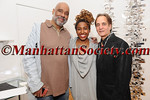 Artist Danny Simmons, Artist Chanel Kennebrew , James Cavello