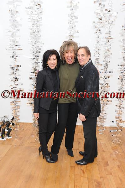 Margarite Almeida, Judy Twersky, James Cavello