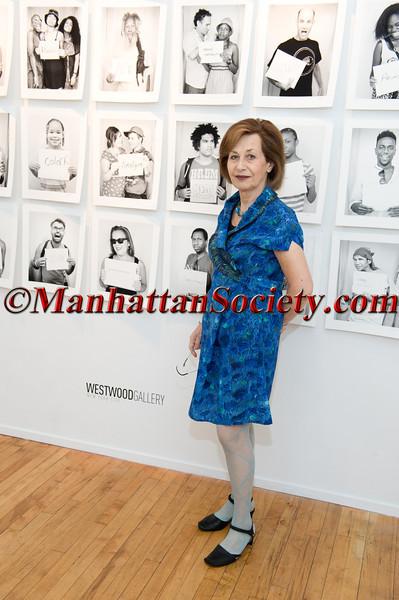 Artist Marcia Lloyd