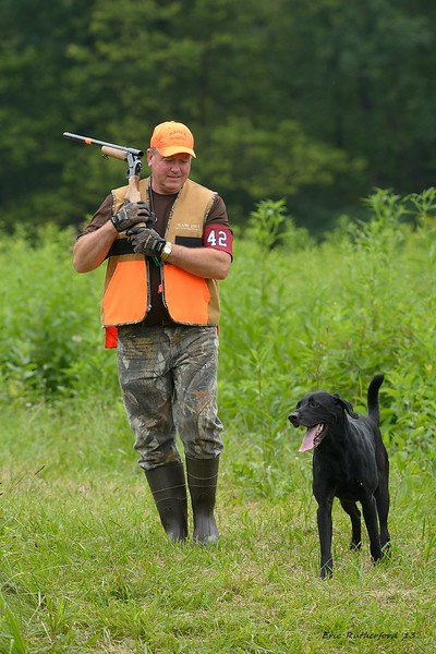 Retriever Hunt Test