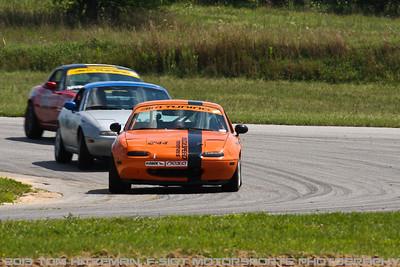 NASA Midwest Region @ GingerMan Raceway