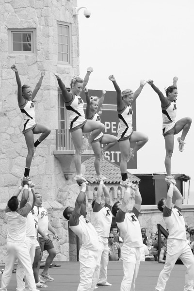 Austin Peay University NCA College Nationals 2013