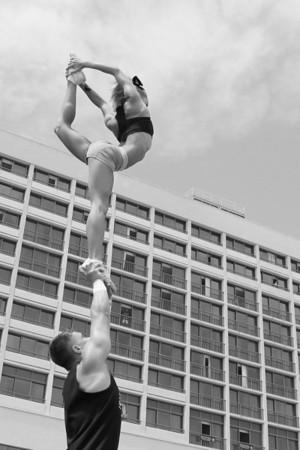 Stunt Fest 1F68A1938 BW