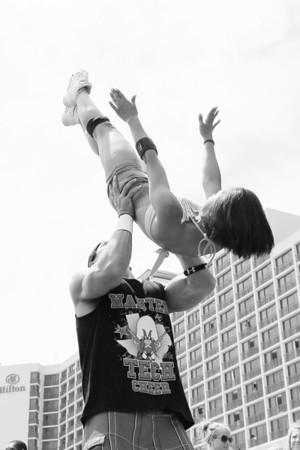 Stunt Fest 1F68A1995 BW