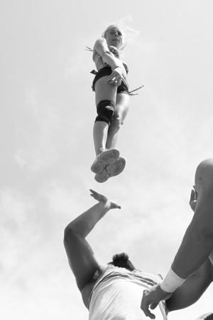 Stunt Fest 1F68A2181 BW