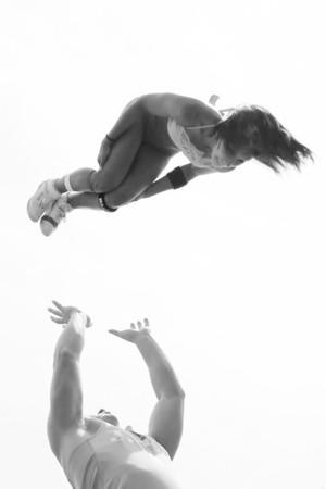 Stunt Fest 1F68A2022 BW