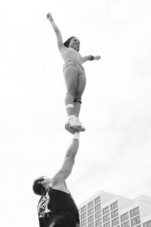 Stunt Fest 1F68A2007 BW