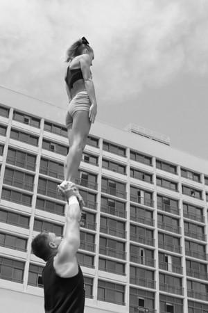 Stunt Fest 1F68A1936 BW