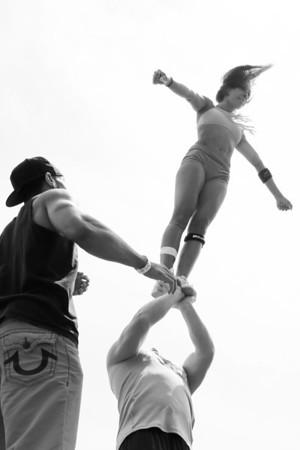 Stunt Fest 1F68A2023 BW