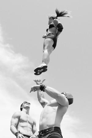 Stunt Fest 1F68A2134 BW