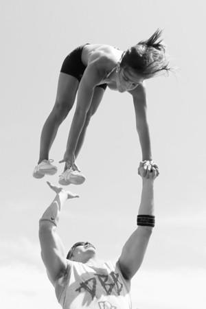 Stunt Fest 1F68A2435 BW