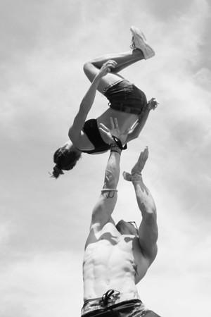 Stunt Fest 1F68A2184 BW