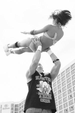 Stunt Fest 1F68A1996 BW