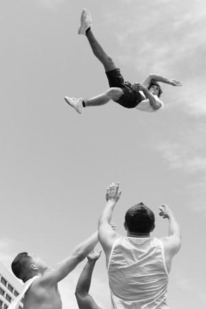 Stunt Fest 1F68A2090 BW