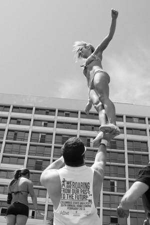 Stunt Fest 1F68A2093 BW