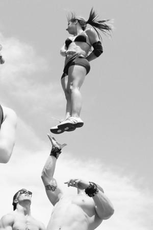Stunt Fest 1F68A2112 BW
