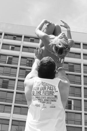 Stunt Fest 1F68A2097 BW