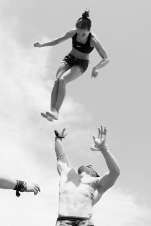 Stunt Fest 1F68A2169 BW
