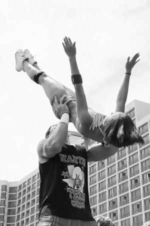 Stunt Fest 1F68A1999 BW
