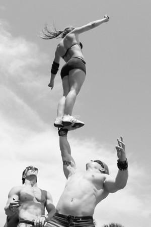 Stunt Fest 1F68A2113 BW
