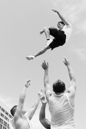 Stunt Fest 1F68A2089 BW