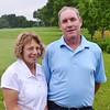 Leslie Arakelian & Mark Russ - 2nd Place (Gross - Senior Division)