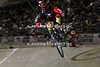 SilverDollar Nationals 2013 : As always, the 2013 USA BMX national circuit kicked off the new year in Reno, at the Reno-Sparks Livestock & Events Center. The track was a tad different, with an inside starting straight and a dog-legged rhythm section that curved to the right and had many riders drifting to the outside/left, enabling plenty of swoops and action in that corner. Racing was intense - and last year's Intense team showed up in Haro-Promax uniforms. The first race of the year in Reno is always good for it's new sponsorship premiers and freshly-turned Rookie pro debut's.