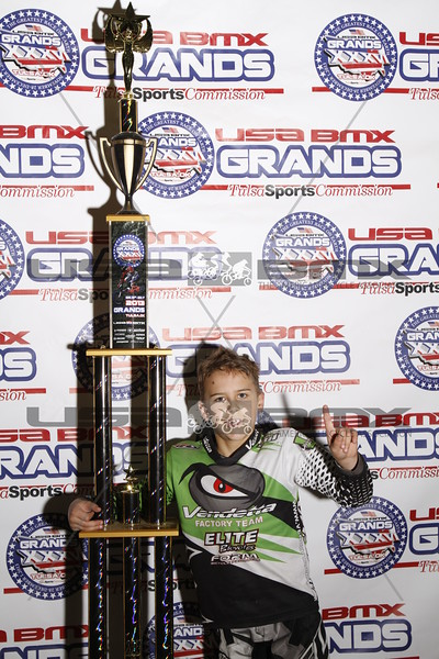 USA BMX Grands Winners