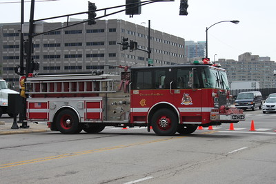 Chicago Fire Muster 2013