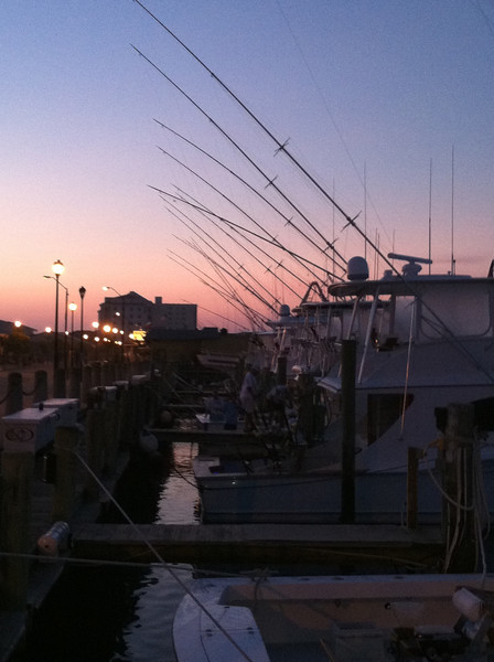 Morehead City Waterfront, submitted by Peggy Erickson.
