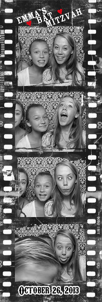 10-26 Temple Or Shalom  - Photo Booth