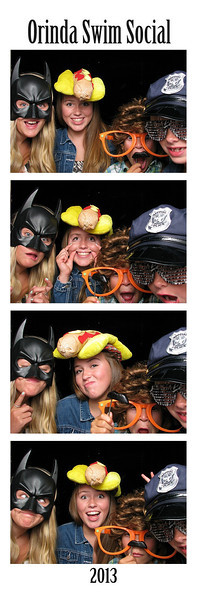 7-17 Orinda Country Club - Photo Booth