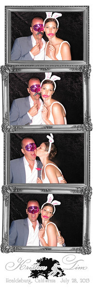 7-28 Healdsburg Country Gardens - Photo Booth