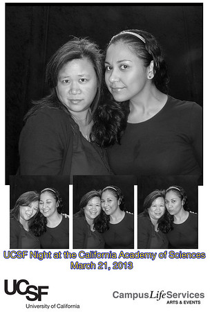 3-21 California Academy of Science - Photo Booth