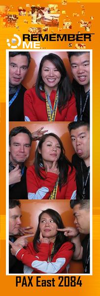 3-23 Boston Convention Center - Photo Booth