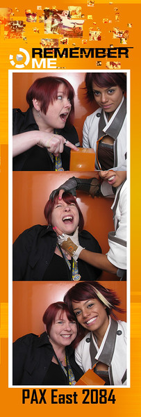 3-24 Boston Convention Center - Photo Booth