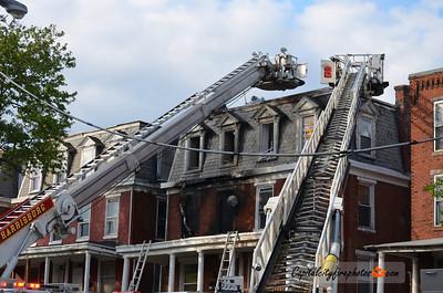 5/13/13 - Harrisburg, PA - Hummel St