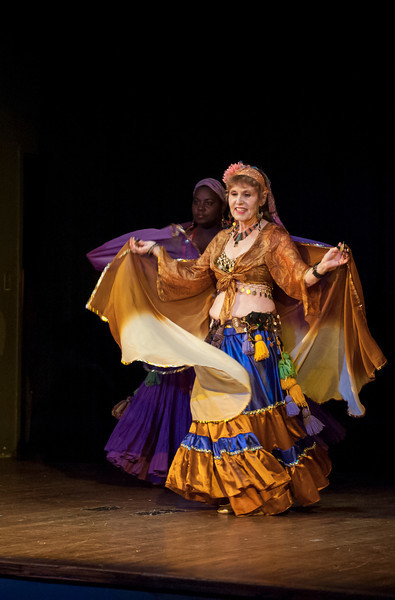 Prism Dancers