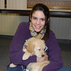 9-week-old Comfort Dog in Training - Isaiah.<br /> Youngest dog with youngest handler