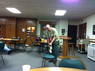 2013-04-06 Chainsaw Training Immanuel Freeport